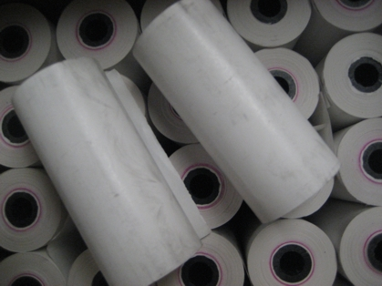 Thermal Propane Paper Rolls