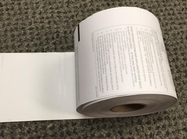 Blaster Printer Thermal Paper